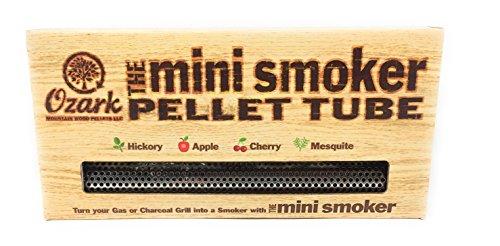 Apple Mountain (Ozark Mountain Smoker Pellet Tube with Apple, Hickory, Cherry, Peach Pellets)