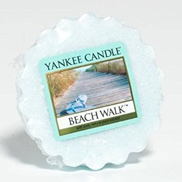 Beach Walk - Box of 24 Wrapped Tarts Wax Potpourri Yankee - Floating Tart Candles
