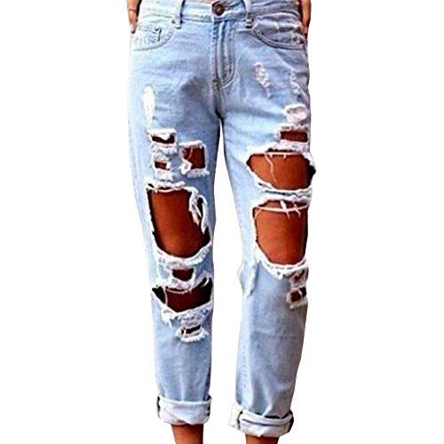 Jeans beauty Trou Taille wlgreatsp Vin Grand Beggar Grande p8zfxxqZ