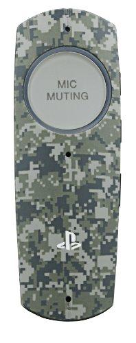 PS3 Bluetooth Headset - Urban Camo
