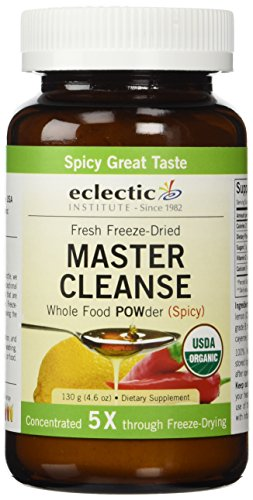 Master Cleanse Powder Eclectic Institute 130 g Powder