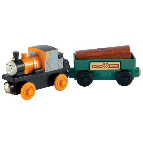 Thomas and Friends Wooden Railway - Dash and the Jumping Jobi Wood