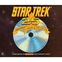 Star trek 25th anniversary audio collection
