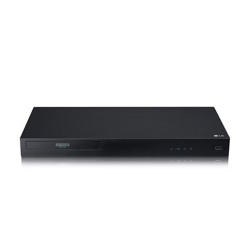 LG Electronics UBKM9 4K Ultra-HD Blu-ray Disc Player with Dolby Vision (Renewed)