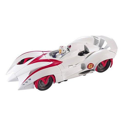 Mattel Speed Racer Hero Battle Morph Mach (Speed Racer Deluxe Racer)