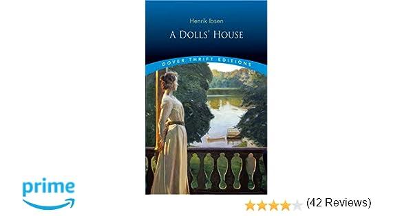 A Dolls House Amazonca Henrik Ibsen Books