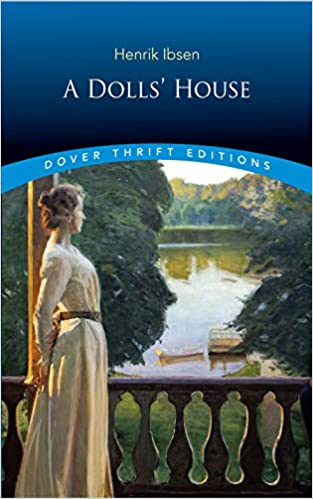 Amazon Com A Doll S House Dover Thrift Editions 9780486270623