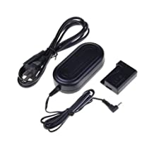 Neewer Replacement ACK-E10 AC Power Supply Adapter 7.4V 2A For Canon EOS Rebel T3/1100D