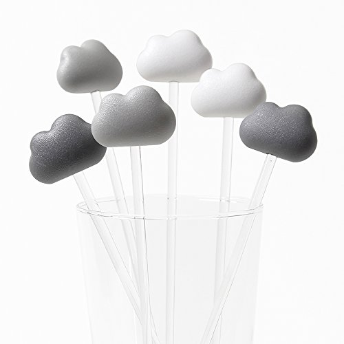 Sansukjai Cloud, Stirrer, Party Decorations, Party Ideas, Gift Ideas, Modern Home - What Called Are Round Glasses