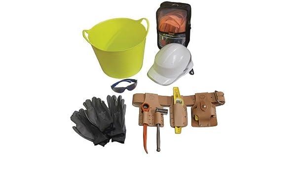 Andamios herramientas y EPI Kit Set + anticaídas goliton: Amazon ...