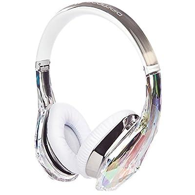 Monster DiamondZ On-Ear Headphones - Clear White