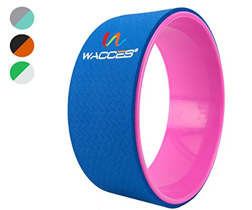 "Wacces Yoga Wheel 13"" for Stretching"