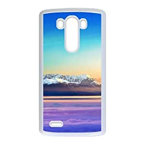 The blue sky CHA2039387 Phone Back Case Customized Art Print Design Hard Shell Protection LG G3