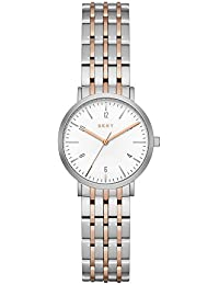 Women's Quartz Stainless Steel Watch, Color:Silver-Toned (Model: NY2512)