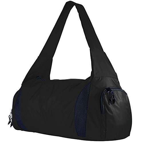 - Augusta Sportswear Augusta Competition Bag with Shoe Pocket, Black, One Size