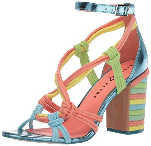 Katy Perry Women's Roped Heeled Sandal