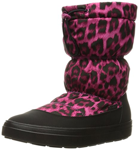 Pictures of Crocs Women's Lodge Point Pull-On Snow Boot B(M) US 1