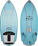 Ronix Wakesurf - Blem - Naked Technology - Potbelly Rocket - Natural Blue/Orange