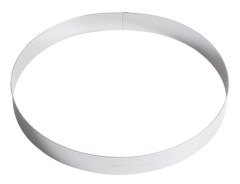 PADERNO - Pudding Ring S/Steel