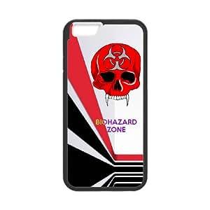 iPhone 6 Plus 5.5 Inch Phone Case Biohazard BW95221