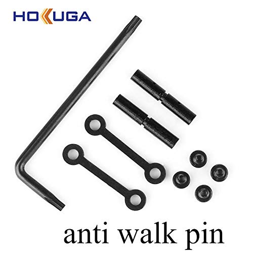 New Pins all Steel Side Plates 0.154 Hammer Pins Accessories Non-slip fixed column