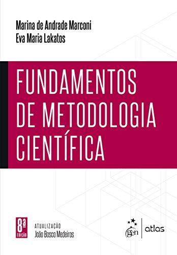 Fundamentos Metodologia Científica Andrade Marconi ebook