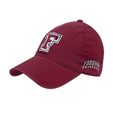 131c44126cb Amazon.com   Fordham Maroon Twill Unstructured Low Profile Hat  F ...