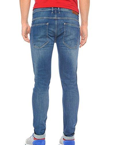 Azul Color Nickel Hombre Jeans Vaquero Pepe qY4IXwF