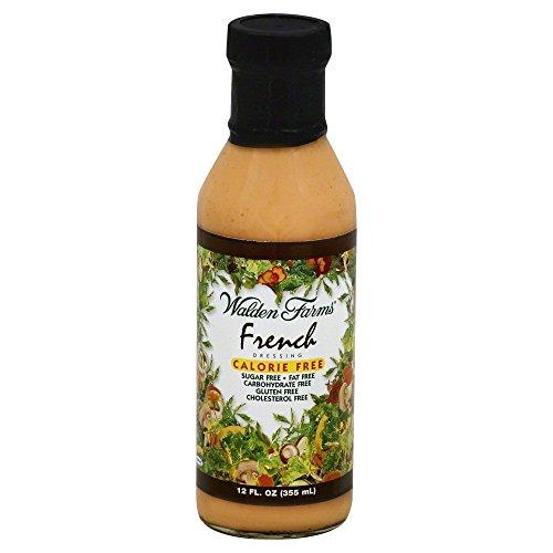 Walden Farms Calorie Free Dressing French -- 12 fl oz - 2 Bottles