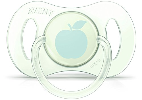 Philips AVENT Newborn Pacifier, 0-2 Months