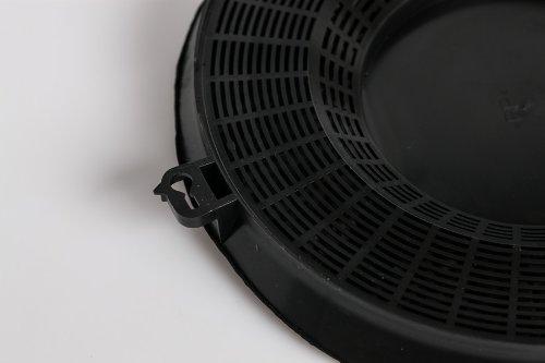 13 99 daniplus aktivkohlefilter kohlefilter filter dunstabzugshaube rund 236mm fr elica. Black Bedroom Furniture Sets. Home Design Ideas