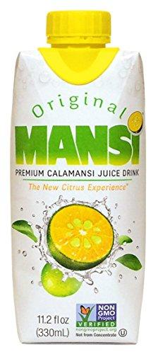 MANSI - Premium Calamansi Juice, 11.2 Fl oz (8 Pack)… (Margarita Limeade)