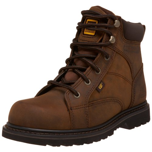 "Caterpillar Men's Whiston 6"" Lace To Toe Soft Toe Boot - ..."