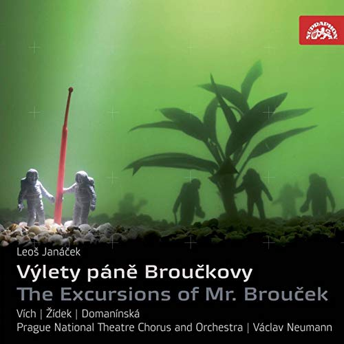 The Excursions of Mr. Brouček to the Moon and into the 15th Century. Opera in 2 Parts, ., Act I: