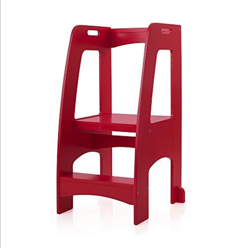 Step-Up Kitchen Helper - Red ()
