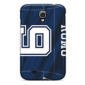 Special Hlopee Skin Case Cover For Galaxy S4, Popular Dallas Cowboys Phone Case