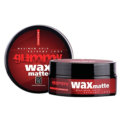 Gummy Wax Keratin, 4.7 Fluid-Ounce
