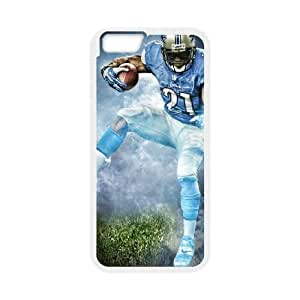 Sports reggie bush space iPhone 6s 4.7 Inch Cell Phone Case White gift zhm004-9256982