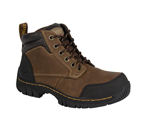 6665BR060 DM Riverton BRN Safety Boot SRC Brown BuKNdLki2