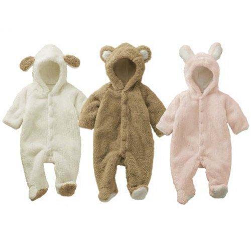 Genda 2Archer Baby Bodysuit Fashion Hoodie Romper Soft Fo...