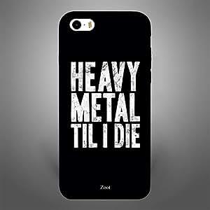 iPhone 5S Heavy Metal