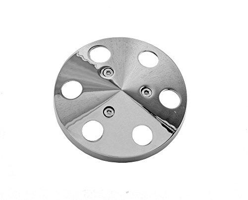 TUFF-STUFF 8490A A/C compressor ( machined aluminum clutch cover ch) - A/c Compressor Clutch Cover