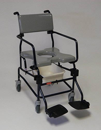 Activeaid Jtg-605 Shower/commode Chair (Folding Frame)