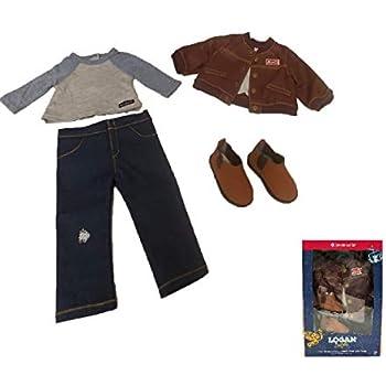 Amazon.com: Tuxedo - 5 Piece Tuxedo Set - Clothes Fits 18 ...