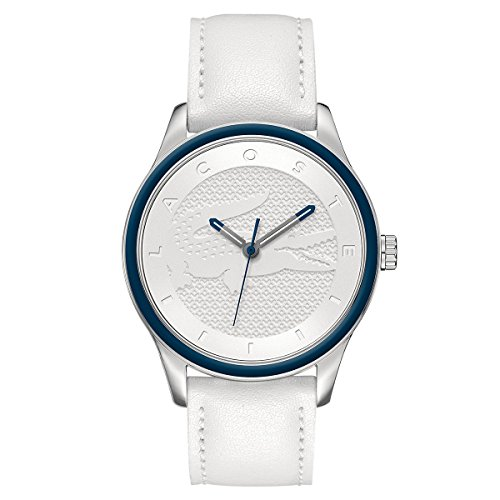 Lacoste Victoria Leather - White Women's watch #2000836