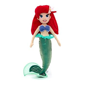 The Little Mermaid Tienda Oficial de Disney La Sirenita Muñeca de Peluche Suave Ariel 55cm