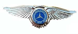 Amazon.com: MERCEDES BENZ AMG Badge Emblem Eagle Wings 3D ...