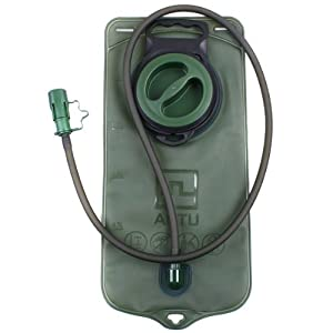 412p7Hub0dL. SS300  - Lixada 2L Bicycle Water Bladder Bag foldable Hydration Camping Hiking Climbing
