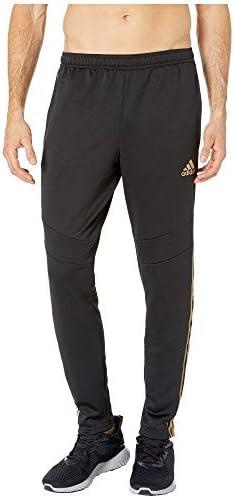 メンズ ボトムス・パンツ Tiro '19 Pants Black/Reflective Gold サイズSM-29 [並行輸入品]