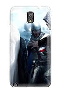 New UwtKGRH10071zTghE Video Game Assassins Creed Tpu Cover Case For Galaxy Note 3